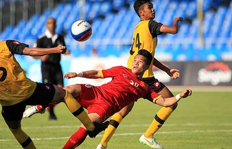 U-23 Việt Nam - U-23 Malaysia: Một mất một còn - ảnh 1