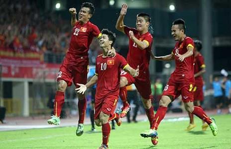 U-23 Việt Nam - U-23 Malaysia (5-1): 'Quái kiệt' Công Phượng - ảnh 1