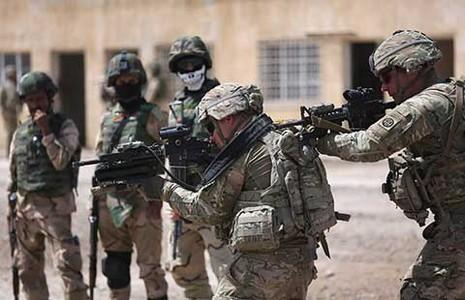 Mỹ muốn tăng quân huấn luyện tại Iraq - ảnh 1