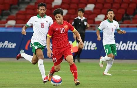 U-23 Việt Nam - U-23 Indonesia (5-0): Mưa gôn an ủi - ảnh 1