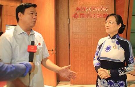 Đại biểu TP.HCM 'cự' Bộ trưởng Thăng - ảnh 1