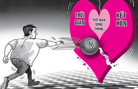 Việt kiều xin ly hôn vì... tự ái - ảnh 1