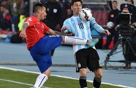 Chung kết Copa America: Lịch sử chống lại Messi - ảnh 2