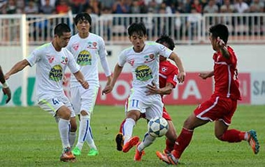 V-League 2015: Tài sản quý của bóng đá xứ Nghệ  - ảnh 2