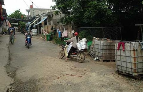 Vụ 'phá tường rào bảo vệ khu dân cư': Dân tiếp tục khiếu nại - ảnh 1