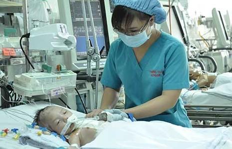 Cứu sống hơn 3.000 trẻ mắc bệnh tim  - ảnh 1