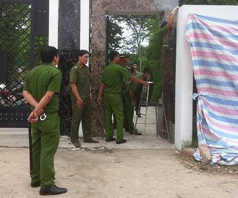 Vụ thảm sát ở Bình Phước: Hung thủ ra tay tàn độc - ảnh 1