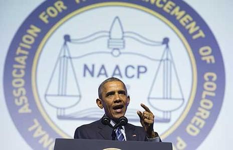 Tổng thống Obama chỉ trích bộ máy tư pháp Mỹ - ảnh 1