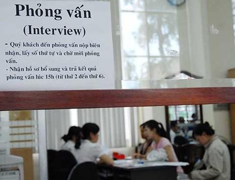 Bỏ phỏng vấn kết hôn có yếu tố nước ngoài? - ảnh 1