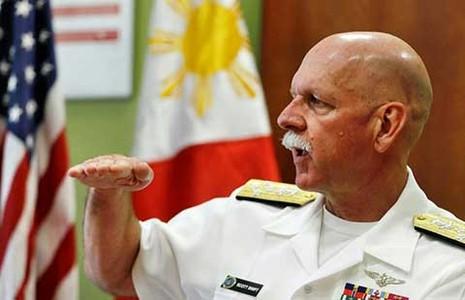 'Chúng tôi đã sẵn sàng hành động ở biển Đông' - ảnh 1