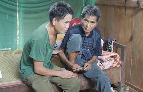 Vụ thảm sát ở Nghệ An: Vỏ chanh khô tố giác hung thủ - ảnh 1