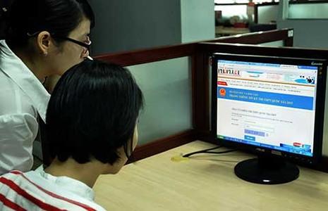 Điểm thi thuận lợi cho các trường ĐH tuyển sinh - ảnh 2