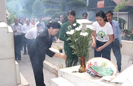 Gieo mầm xanh mới trên vùng đất Hà Tĩnh - ảnh 1
