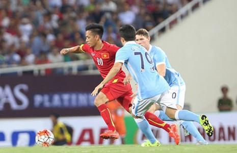VN - Manchester City (1-8): Mưa gôn ngoạn mục! - ảnh 3