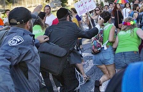 Hai lần đâm người trong cuộc diễu hành người đồng tính  - ảnh 2