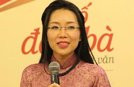 MC Lê Quỳnh Thư với Phố đàn bà - ảnh 1