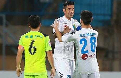 Bán kết cúp QG: Hà Nội T&T biến Hải Phòng thành cựu vô địch - ảnh 1