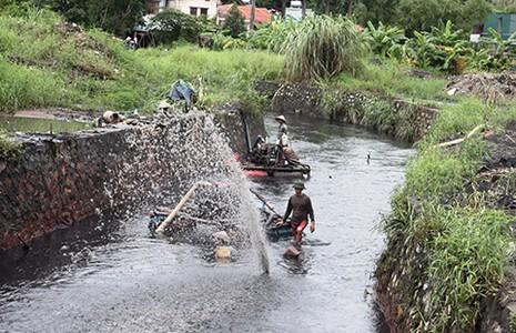 Hạ Long có nguy cơ ô nhiễm than bùn - ảnh 1