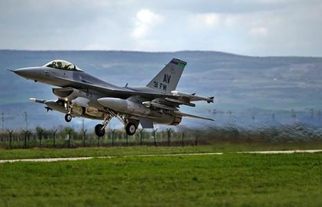 Máy bay Mỹ sẽ xuất kích từ Thổ Nhĩ Kỳ  - ảnh 1