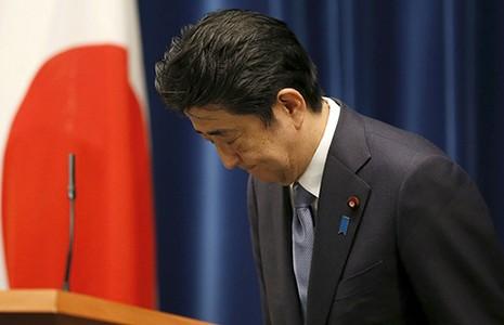Thủ tướng Nhật không xin lỗi trực tiếp - ảnh 1