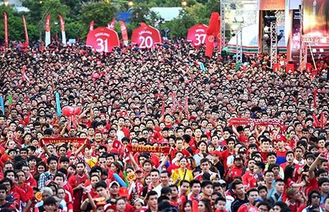 V-League theo đuôi Thai-League - ảnh 1