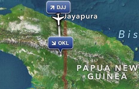 Đã tìm thấy máy bay chở 54 người mất tích ở Indonesia - ảnh 1