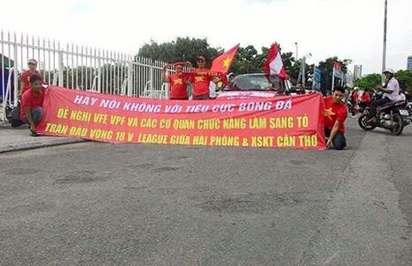 U-23 Việt Nam và CĐV Hải Phòng được đề cử  - ảnh 1