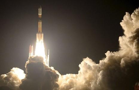 Nhật Bản phóng tàu vũ trụ Kounotori-5  - ảnh 1