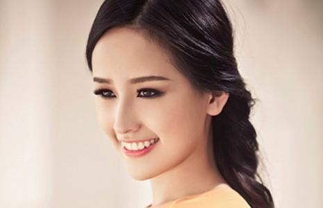Mai Phương Thúy làm giám khảo Hoa hậu Hoàn vũ Việt Nam 2015 - ảnh 1