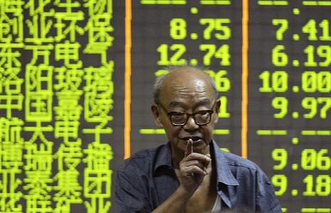 Chứng khoán Trung Quốc ngày thứ Ba 'kinh dị' - ảnh 1