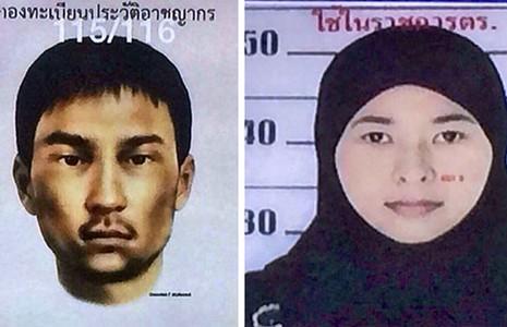 Vụ đánh bom Bangkok: Phát hiện thêm vật dụng chế tạo bom - ảnh 2