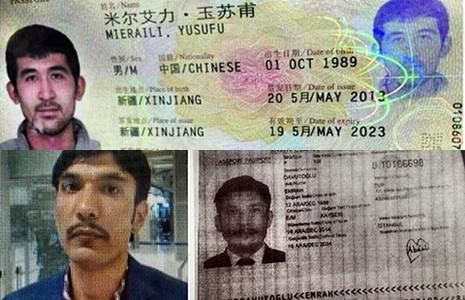 Vụ đánh bom Bangkok: Nghi can thứ hai có hộ chiếu TQ - ảnh 1