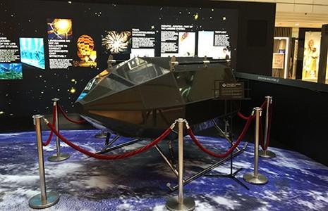 Phi thuyền đầu tiên của Việt Nam  - ảnh 2