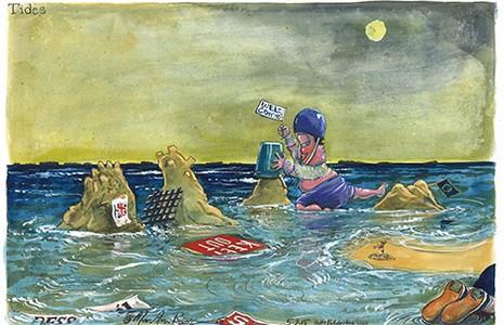 Châu Âu cứu người tị nạn: Khi nhà giàu rơi nước mắt - ảnh 1