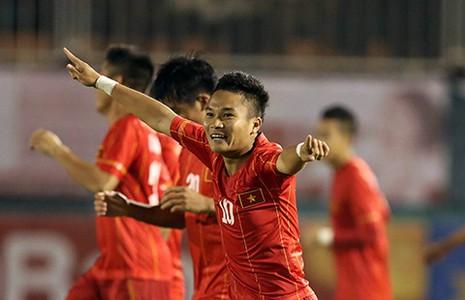 Đài Loan - Việt Nam (1-2): 3 điểm từ cú sút 'tẹt cơ' - ảnh 1