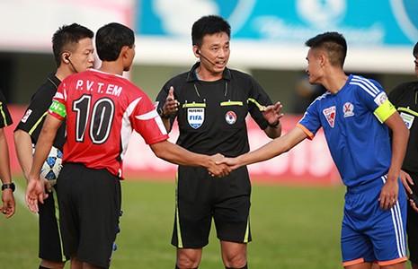 Vòng 25 V-League: Không còn đường thoát - ảnh 1