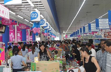 Thỏa sức mua hàng Việt đồng giá tại Co.opmart - ảnh 1