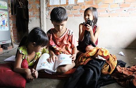 Những đứa trẻ 'bỏ trốn' sau khai giảng - ảnh 1