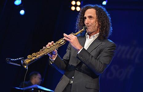 Huyền thoại saxophone Kenny G đến Việt Nam - ảnh 1