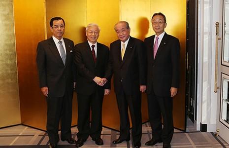 Nhiều cơ hội mới cho doanh nghiệp Việt Nam-Nhật Bản - ảnh 1
