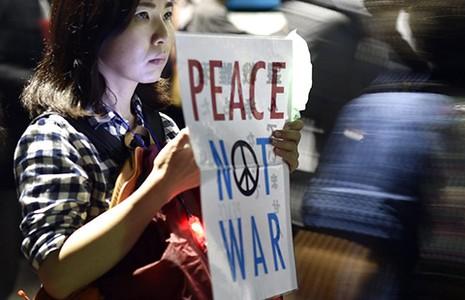Luật về an ninh Nhật có gì mới? - ảnh 1