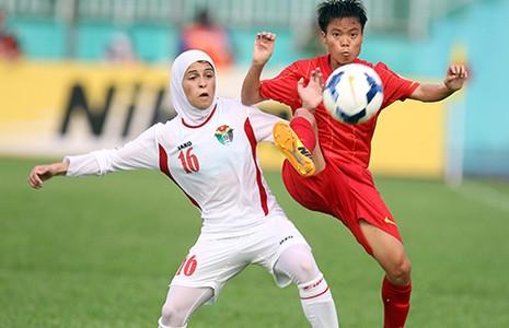 Vòng loại Olympic 2016 khu vực châu Á: Tuyển nữ VN khó có cửa - ảnh 1