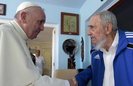 Đức Giáo Hoàng - cầu nối ngoại giao  - ảnh 1