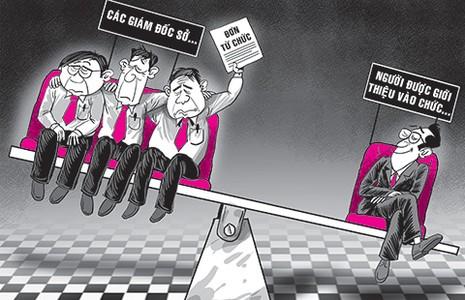 Vụ hàng loạt GĐ sở xin nghỉ chờ hưu: 'Làm như Thái Nguyên là hơi ngược' - ảnh 1