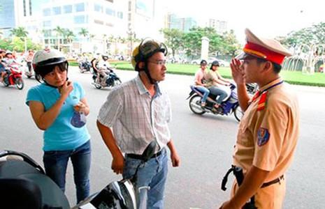 Tăng mức xử phạt giao thông: E ngại tính khả thi - ảnh 1