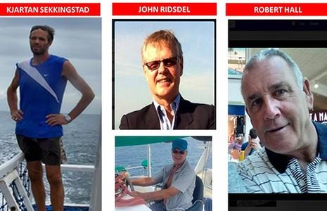 Ba con tin nước ngoài bị bắt cóc ở Philippines - ảnh 1