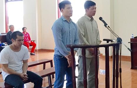 """Xử vụ """"bị đánh chết sau khi cự cãi với CSGT"""": Bị cáo Bằng bị phạt chín 9 năm tù - ảnh 1"""