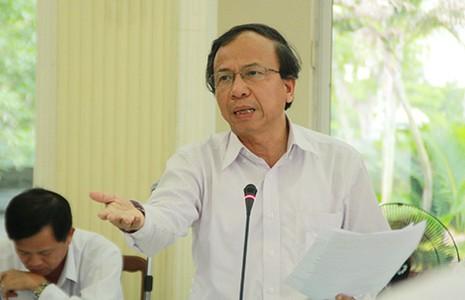 CSGT 'làm luật' ngay trước mặt lãnh đạo Đà Nẵng! - ảnh 1