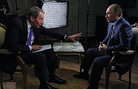 TT Vladimir Putin: Nga không đưa quân sang Syria - ảnh 1