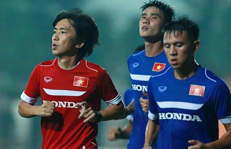 Đội tuyển Việt Nam: Ông Miura gặp khó! - ảnh 1